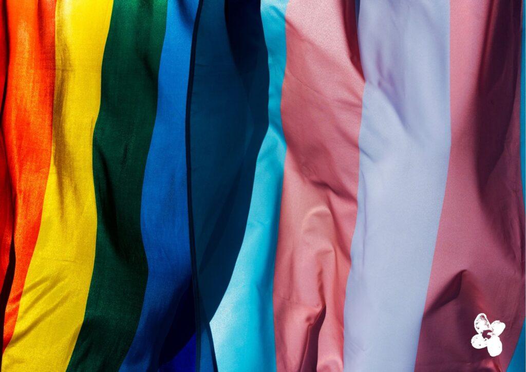 Was bedeuten die Pride-Flaggen