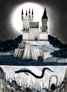UNVERÖFFENTLICHT: Julia Bernhard, aus Iwan, der graue Wolf & der Feuervogel