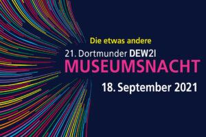 DEW21 Museumsnacht: Plakat
