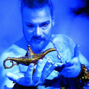 Aladin - das Musical: Dschinni