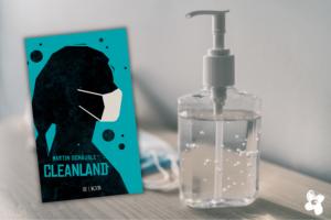 Cover Cleanland von MArtin Schäuble