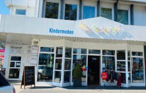 Villa Kunterbunt: Außenansicht Geschäft