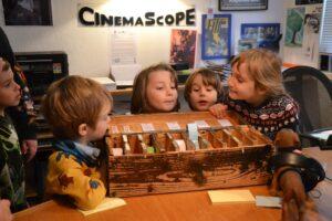 MiniFilmclub: Kinder im MiniFilmclub