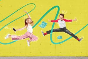 Plakat Bochumer Jugendmedienpreis Jump21